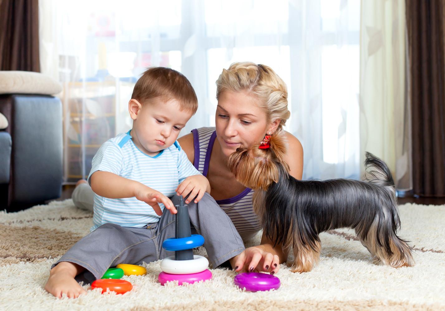 Активная мама и медлительный малыш: как подстроить разные темпераменты