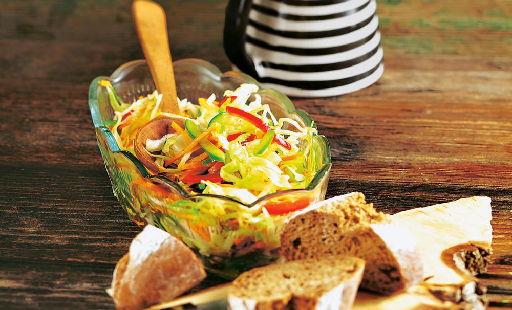 Канадский салат