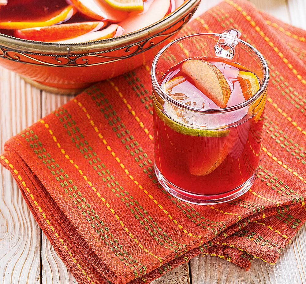 Напиток с апельсинами