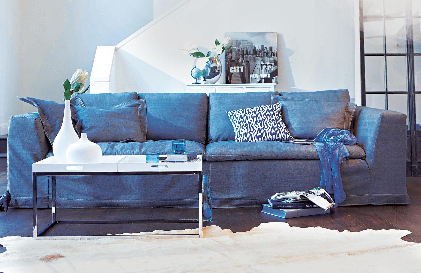 Мебельные чехлы: интересные идеи для обновления интерьера