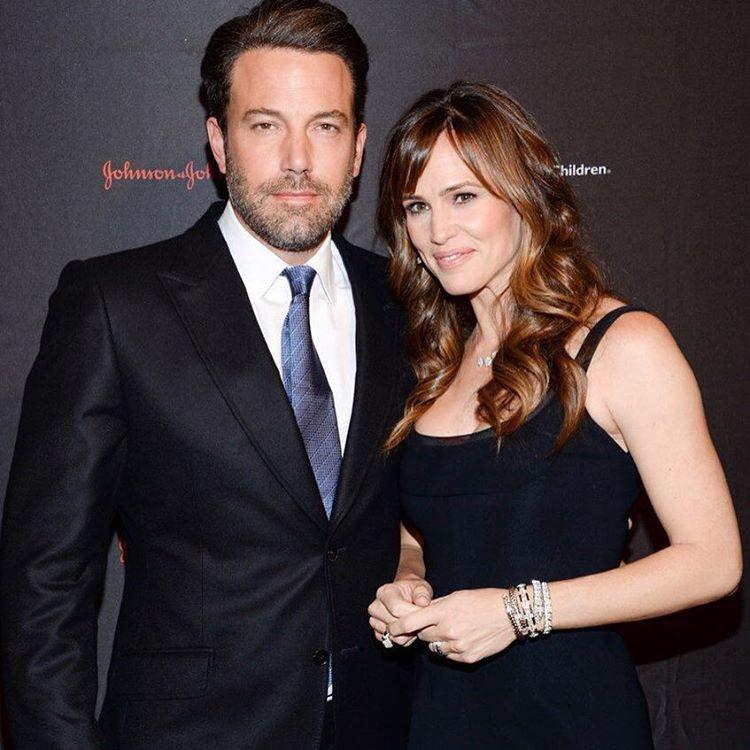 Это официально: Бен Аффлек и Дженнифер Гарнер разводятся