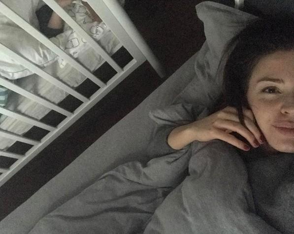 Агния Дитковските скрыла беременность и стала мамой во второй раз