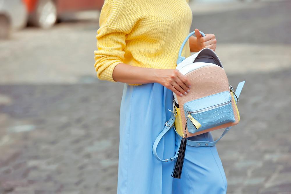 Рюкзак как суперактуальный тренд: модный лайфхак