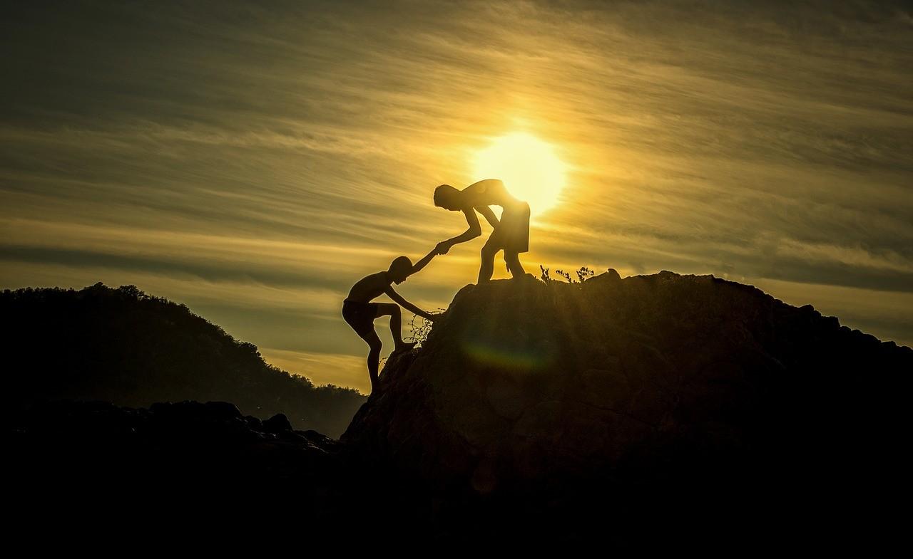 Как оказывать помощь другим людям, не унижая