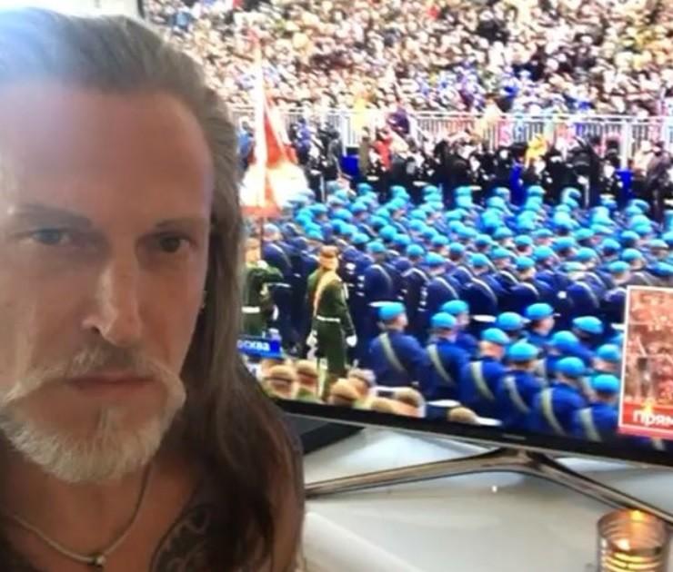 Марина Анисина показала «домашнего» Джигурду (видео)
