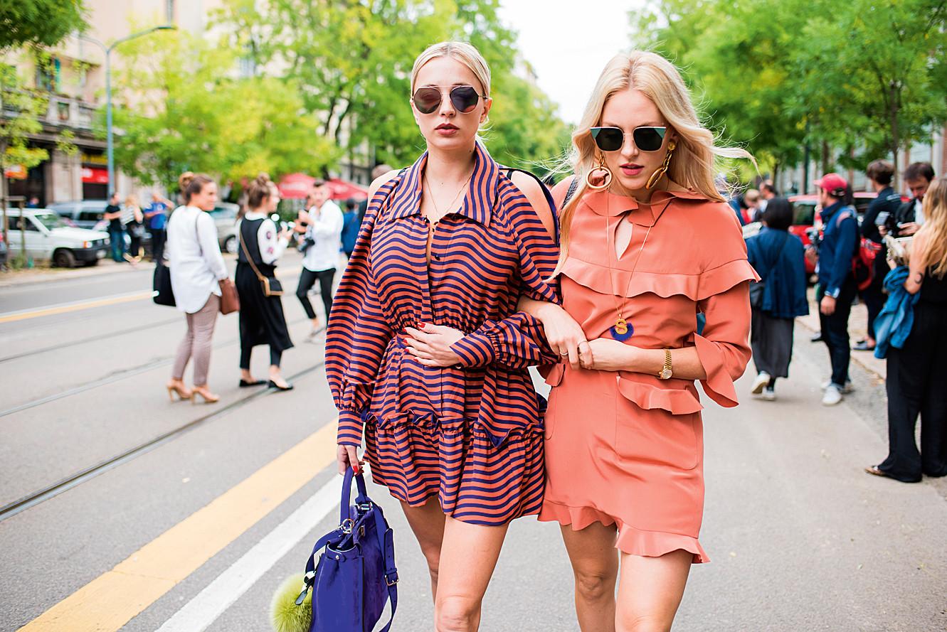 Сегодня в моде: 7 стильных вариантов на лето-2017 (фото)