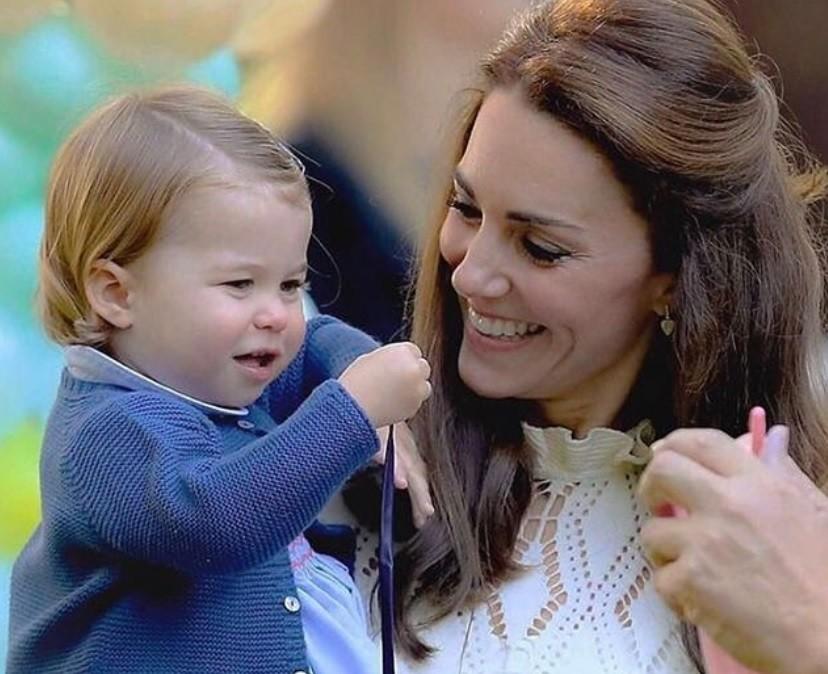Дочь Кейт Миддлтон становится все больше похожа на прабабушку (фото)