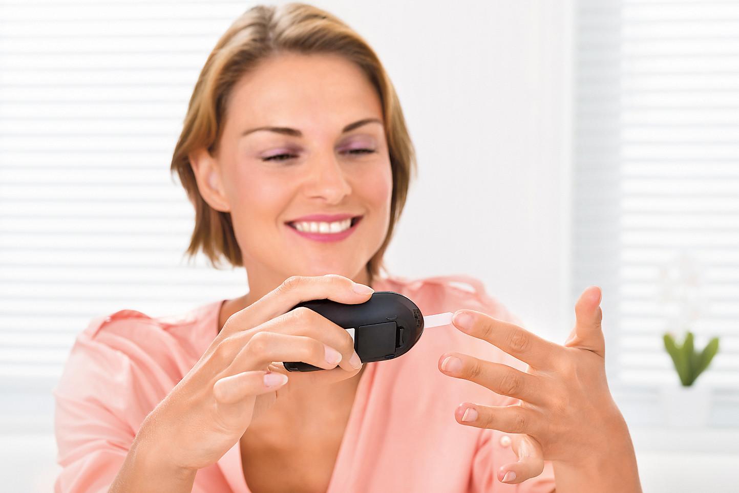 Как определить сахарный диабет: признаки и экспресс-тест