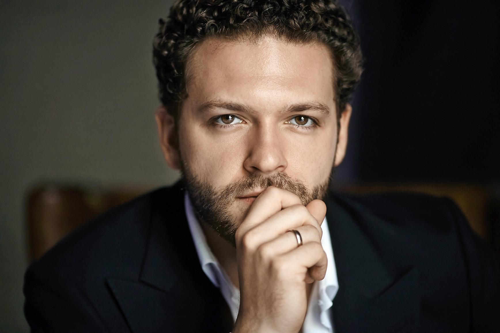 Константин Крюков снялся в роли Александра Пушкина