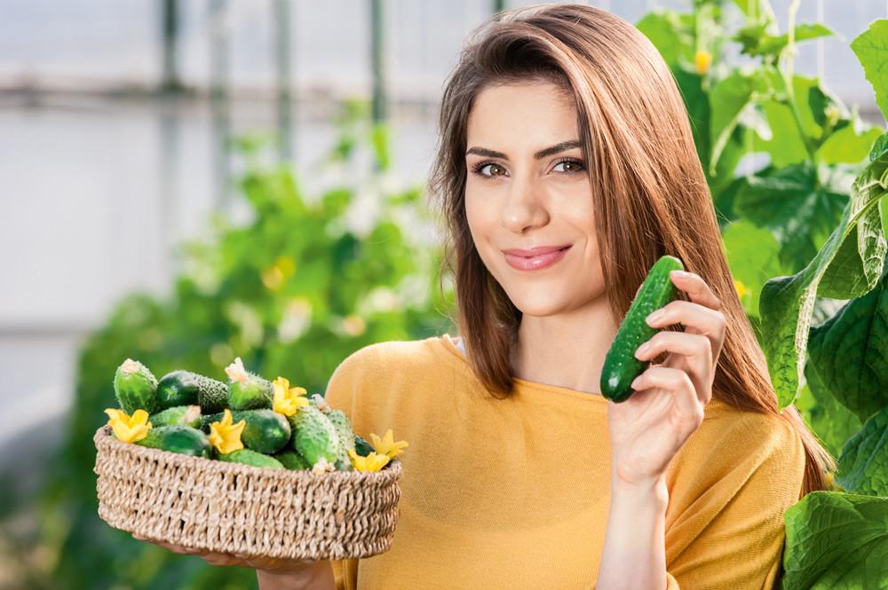 Огуречная диета: минус 3 килограмма за 5 дней
