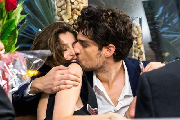 Совершенно секретно: Летиция Каста и Луи Гаррель поженились