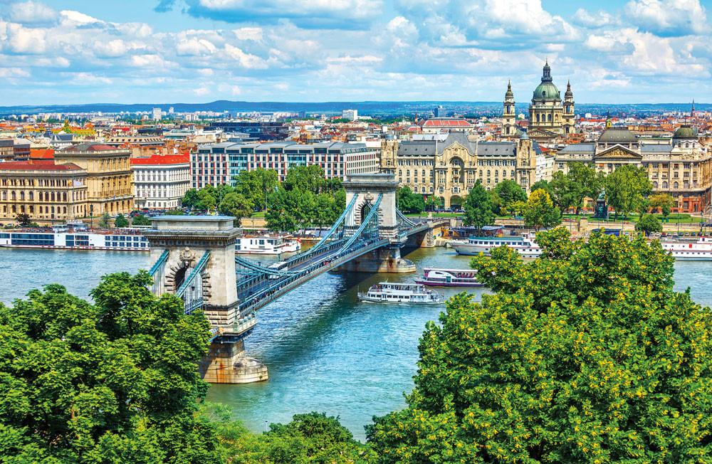 Что можно успеть посмотреть в Будапеште за выходные