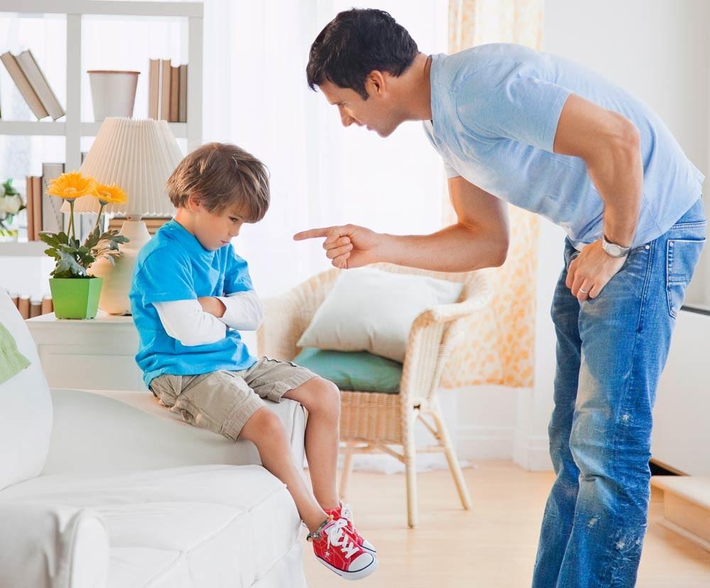 Наказывать ребенка или нет: советы психолога