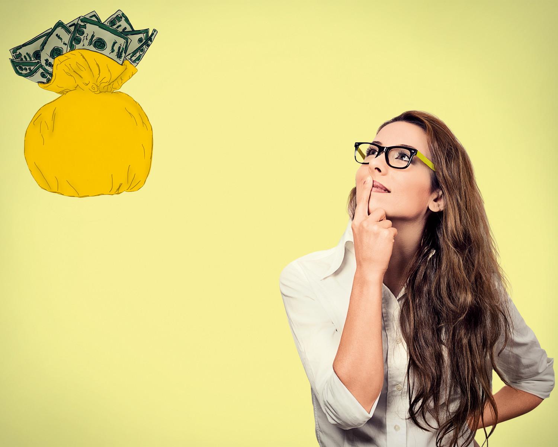 Тест: Можешь ли ты стать миллионершей?