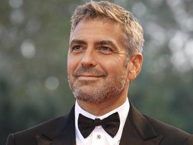 Джордж Клуни примерил роль ночной няни для своих детей