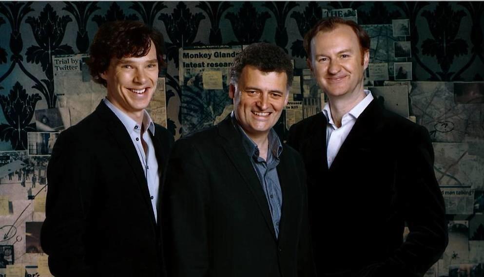 Создатели «Шерлока» пообещали зрителям новую экранизацию «Дракулы»