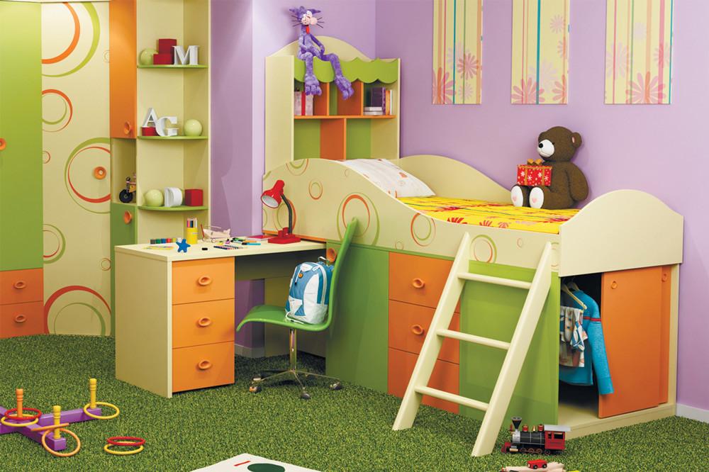 Как обустроить детскую комнату: советы и лайфхаки