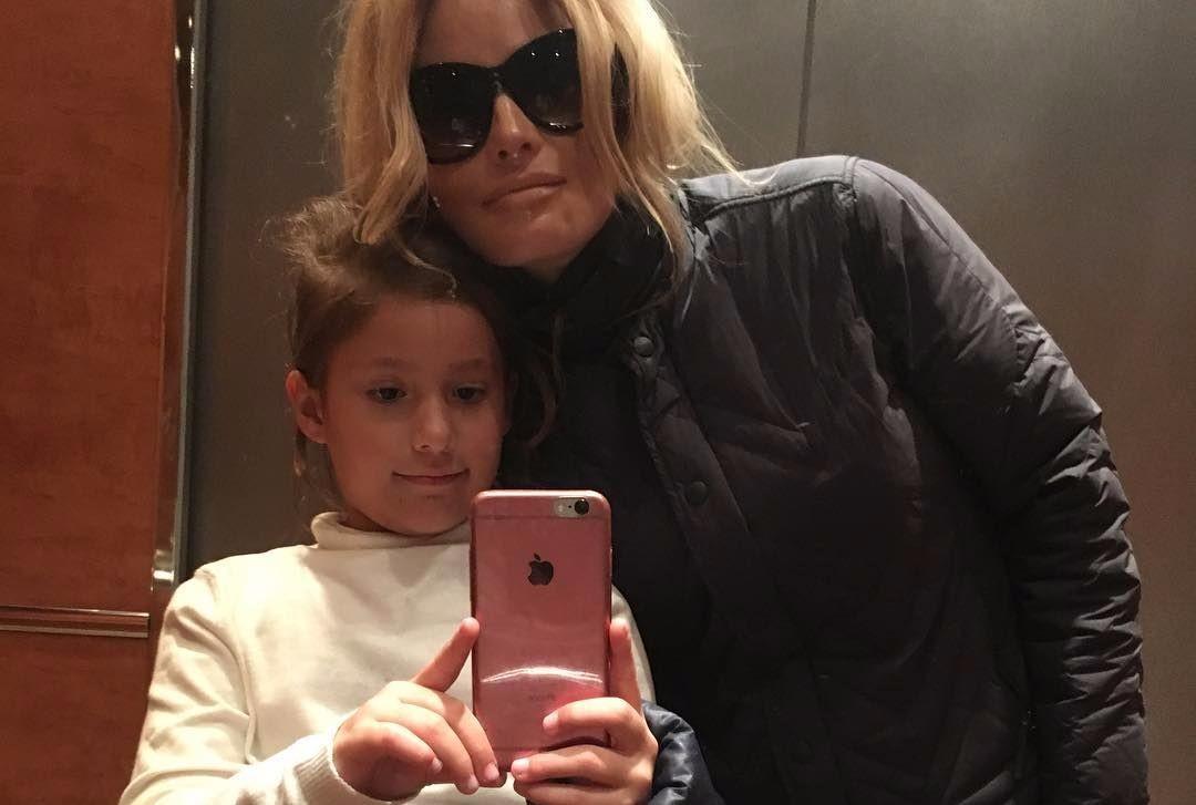 Дану Борисову ограничили в общении с дочерью