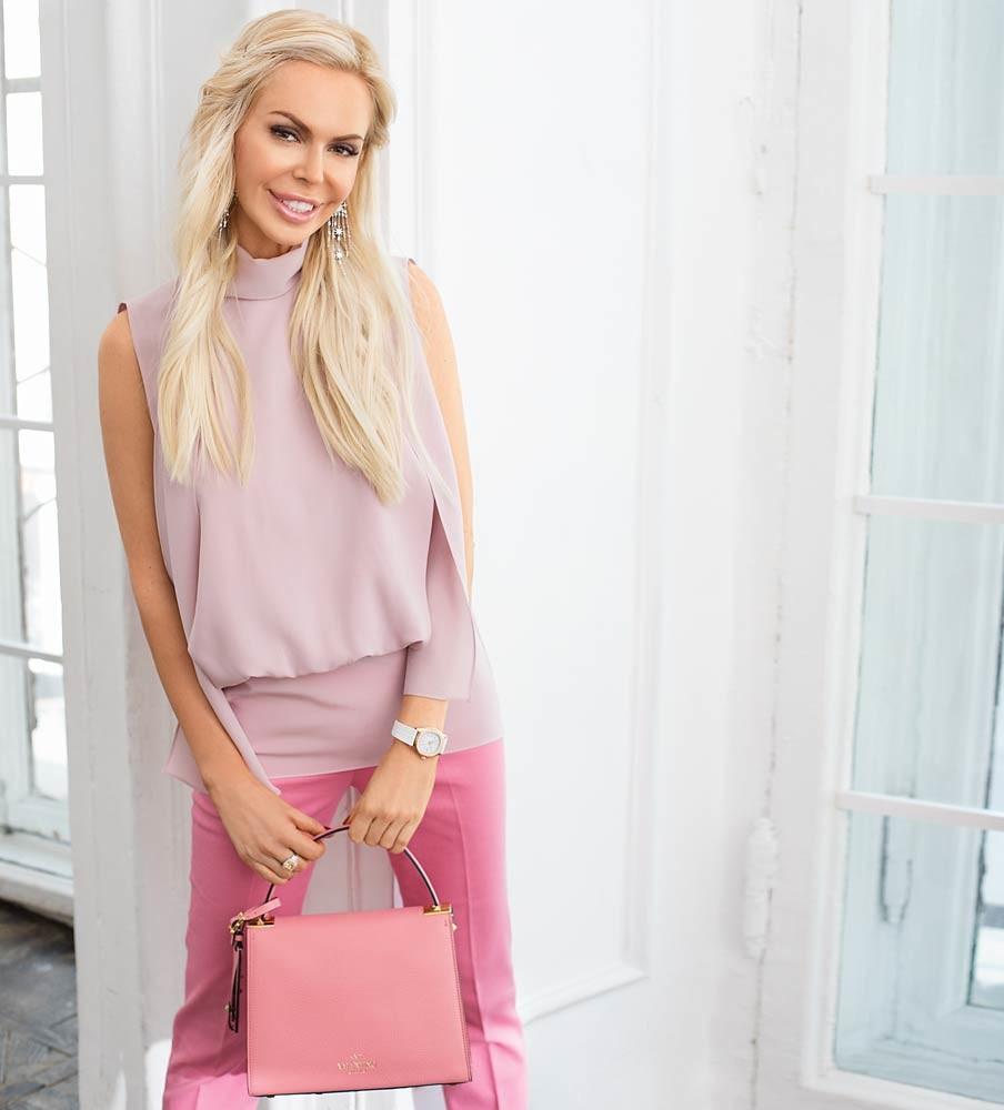 Алиса Лобанова: «Хочу, чтобы русские художники вошли в моду»