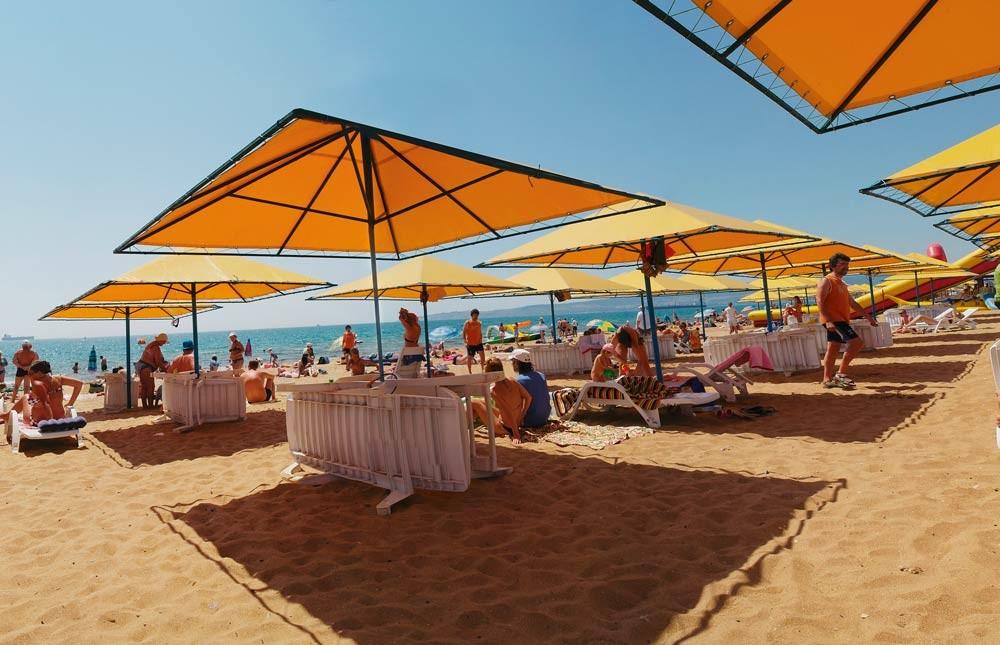 Топ-8: лучшие южные курорты России (фото)