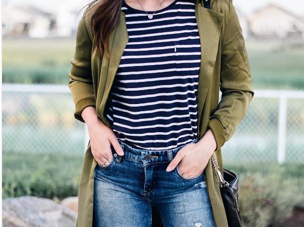 С чем носить тельняшку: 15 стильных аксессуаров