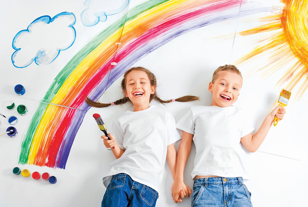 Как выбрать цвет в интерьере детской: советует психолог