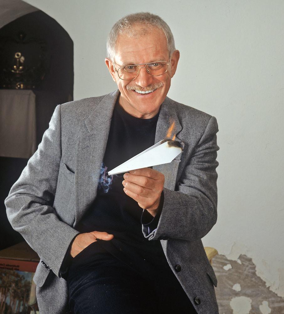 Александр Митта: «Без жены до 80 лет я бы не добрался»