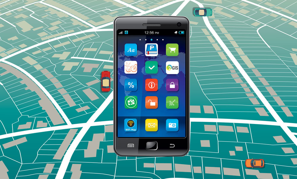 Топ-5: лучшие приложения-навигаторы для путешественников