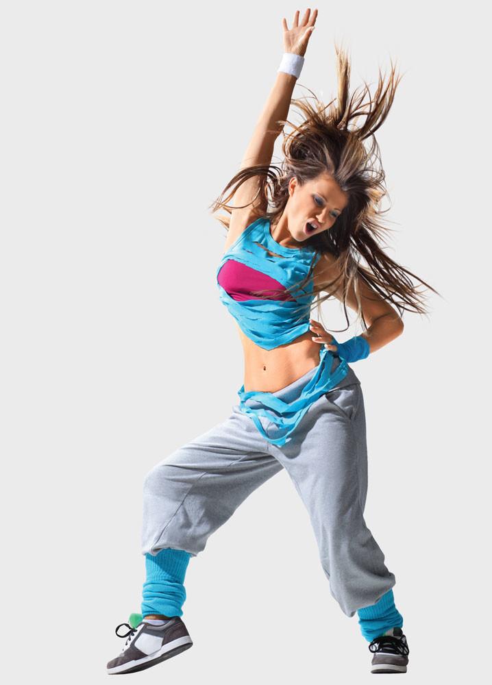 Топ-4: латиноамериканские танцы вместо фитнеса