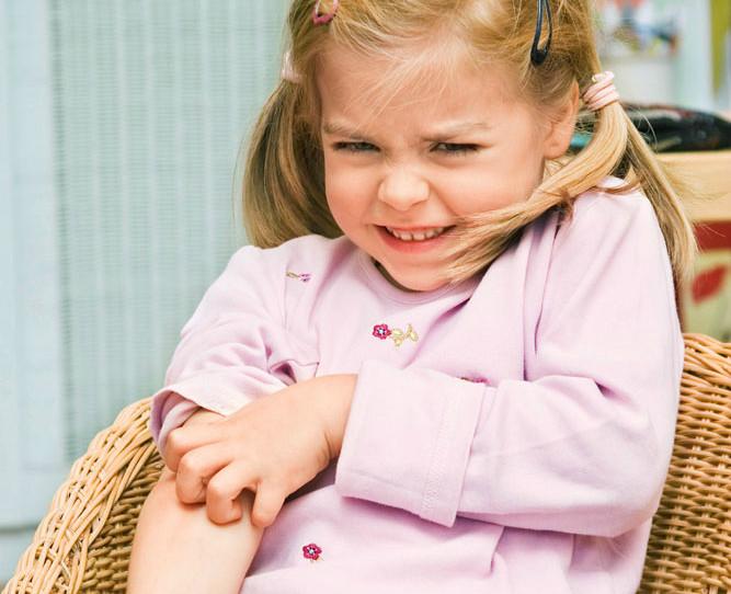 Все о детском дерматите: виды, причины, симптомы, лечение