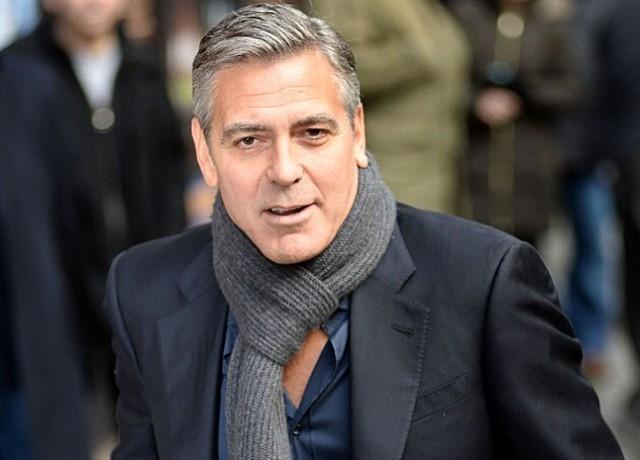 Пластические хирурги признали Джорджа Клуни самым красивым мужчиной в мире