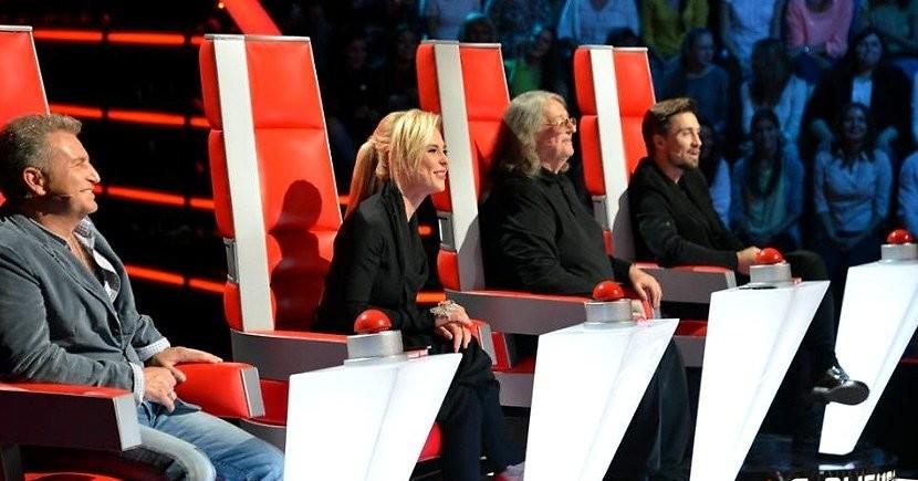 Пелагея и Градский вернутся на шоу «Голос»