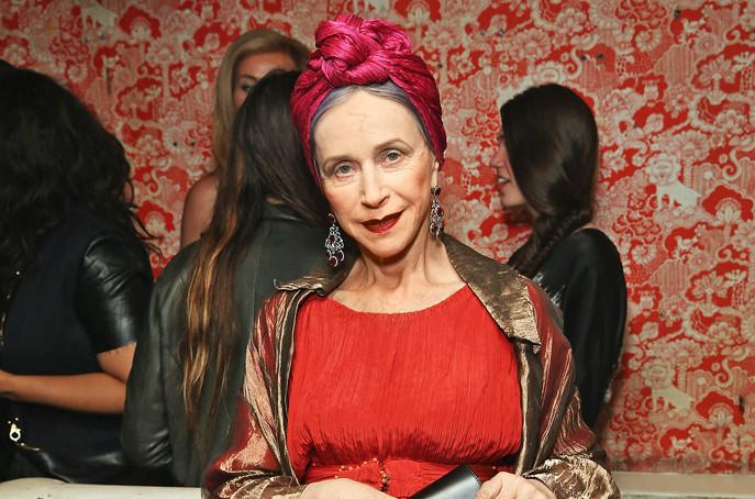 Главные фэшн-блогеры инстаграма в возрасте от 45 до 95 лет