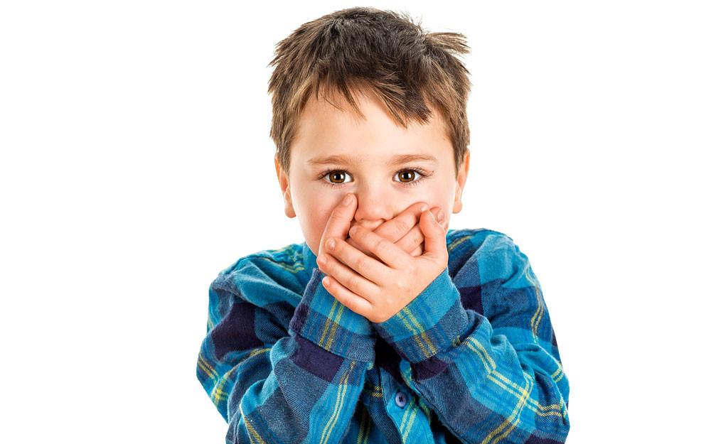 Плохие словечки: как отучить ребенка ругаться матом