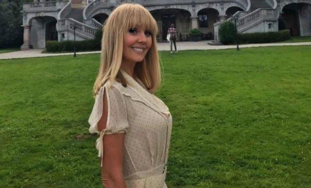 49-летняя Валерия продемонстрировала идеальную фигуру
