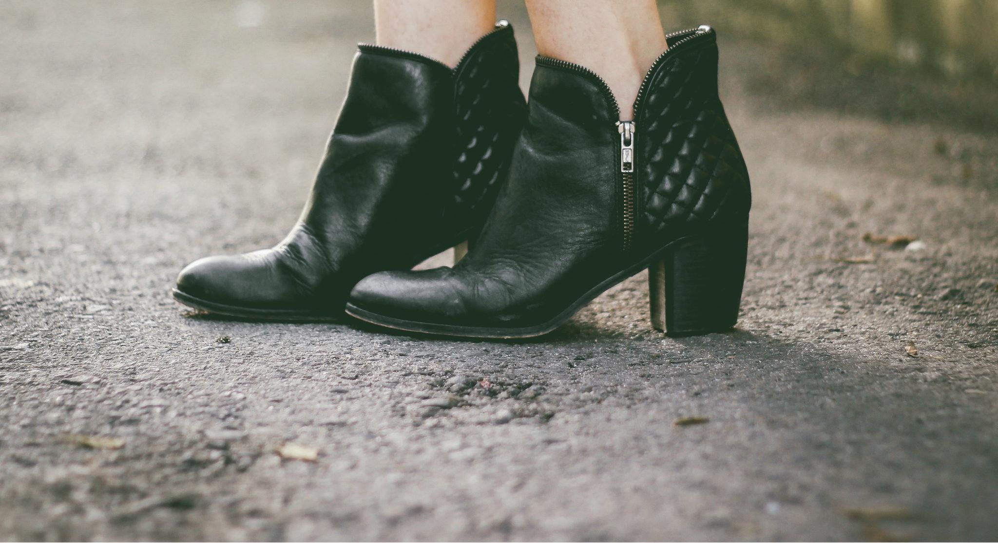 На гребне волны: модная обувь осени