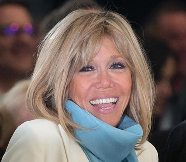 Первая леди Франции рассказала о недостатках мужа и о своей работе