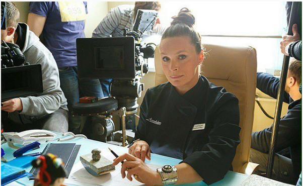 Марина Могилевская: «Мое коронное блюдо — утка с яблоками»