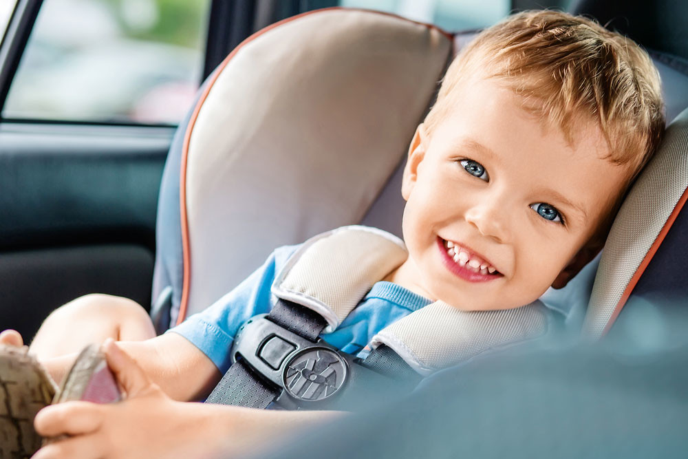 Что делать, если ребенка укачивает в транспорте