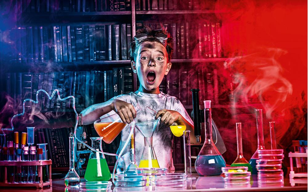 Юный ученый: интересные опыты, которые легко провести дома