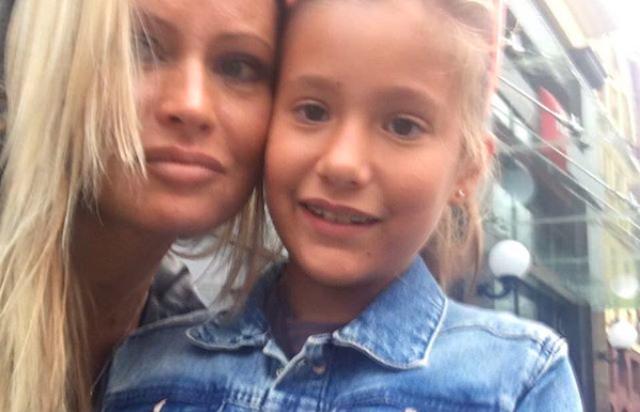 Дана Борисова впервые увиделась с дочерью после лечения от наркозависимости