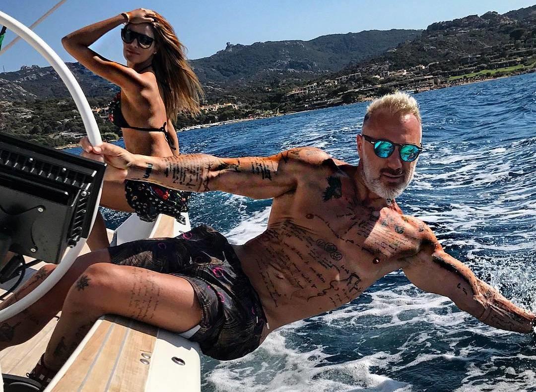 «Танцующий миллионер» Джанлука Вакки закрутил роман с юной моделью