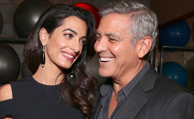 Джордж Клуни рассказал, каково это быть отцом близняшек в 56 лет