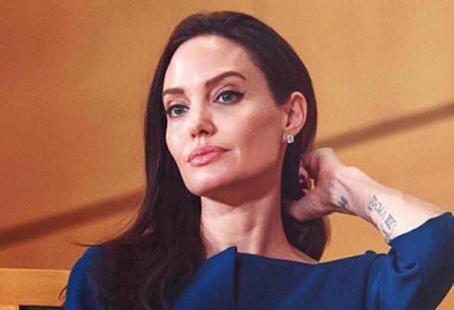 Анджелина Джоли борется с опасным заболеванием