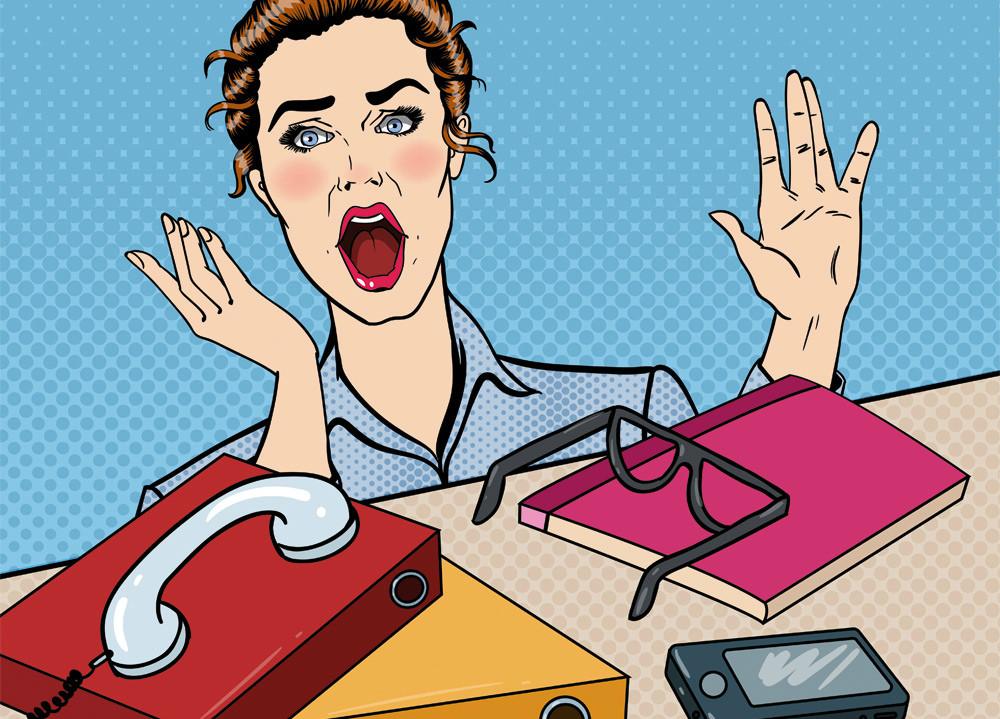 Как справиться со стрессом на работе: 5 вариантов поведения