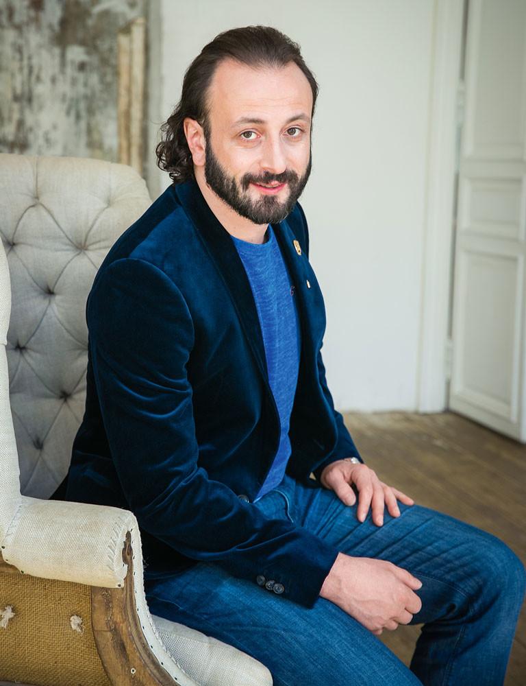 Илья Авербух: «Ядействительно сверхтребователен»