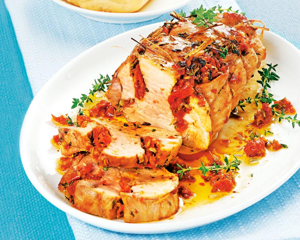 Свинина по-итальянски: пошаговый рецепт