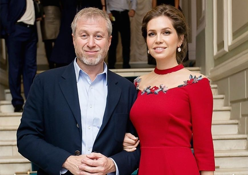 Миллиардер Роман Абрамович разводится с Дарьей Жуковой