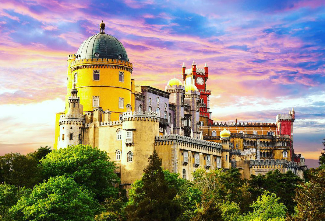 Просто сказка: 11 самых красивых замков Европы