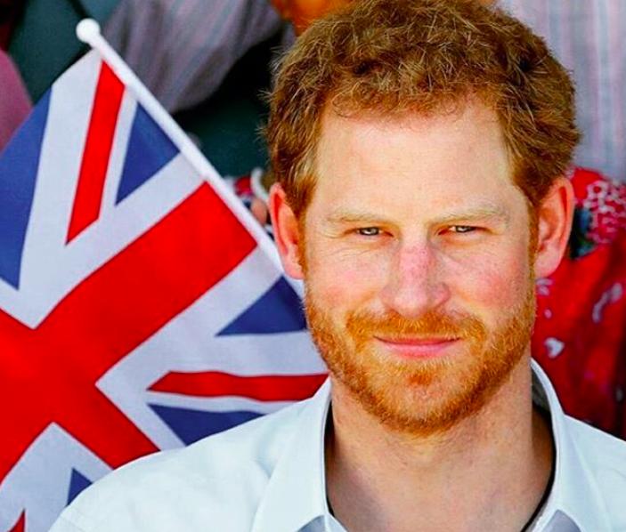 9 интригующих фактов о принце Гарри